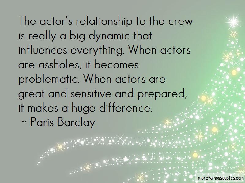 Paris Barclay Quotes Pictures 2
