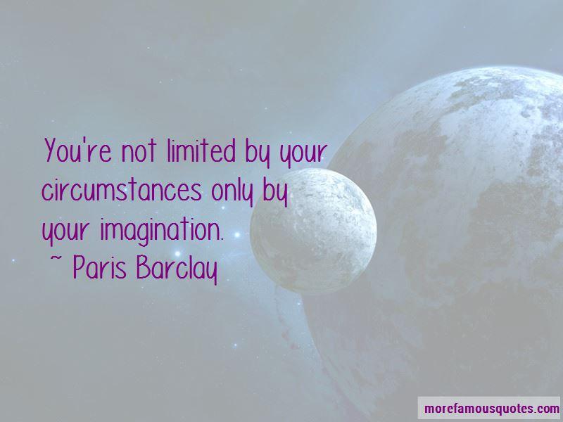 Paris Barclay Quotes