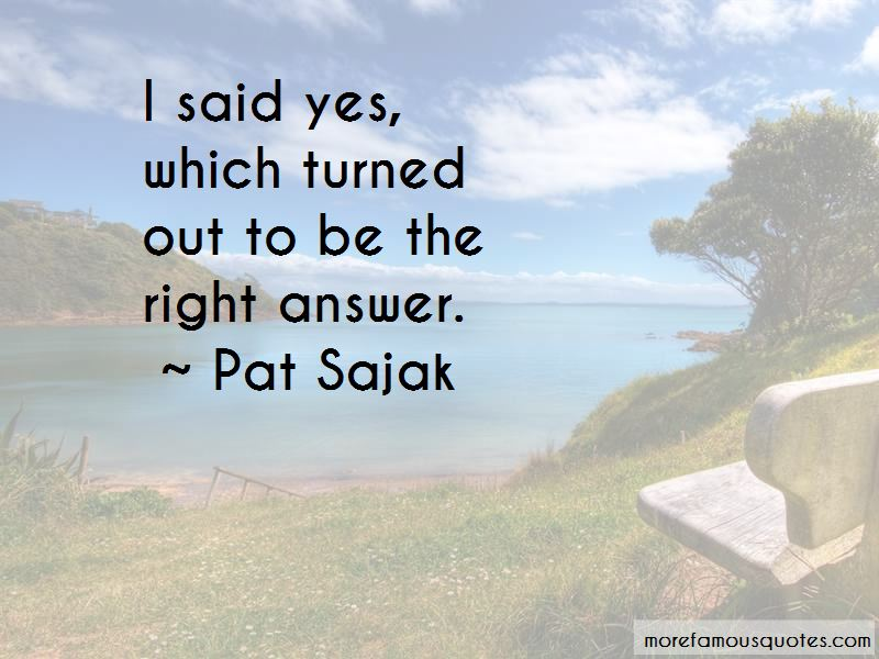 Pat Sajak Quotes Pictures 2
