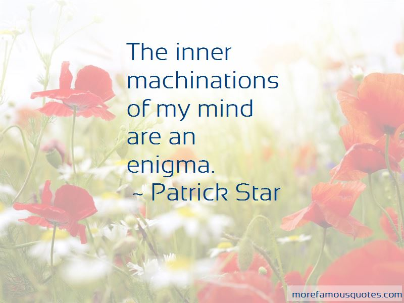 Patrick Star quotes: top 12 famous quotes by Patrick Star