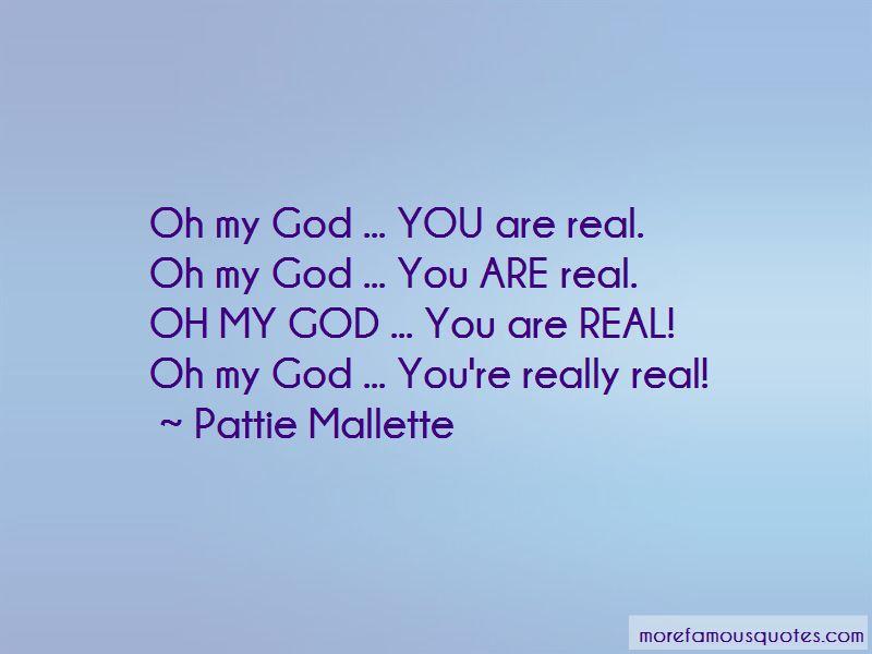 Pattie Mallette Quotes Pictures 4