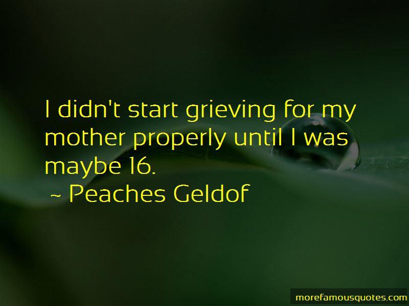 Peaches Geldof Quotes Pictures 4