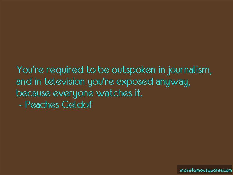 Peaches Geldof Quotes