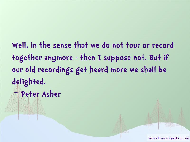 Peter Asher Quotes Pictures 3