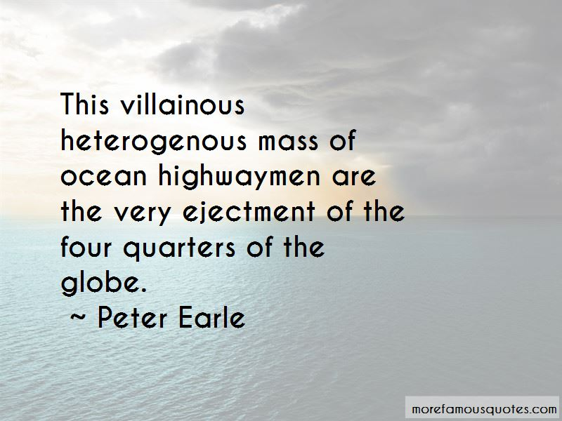 Peter Earle Quotes Pictures 2