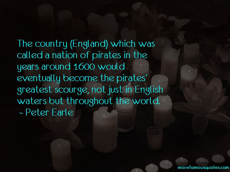Peter Earle Quotes Pictures 3