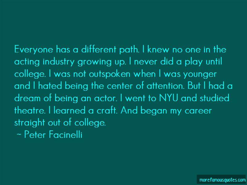 Peter Facinelli Quotes Pictures 4