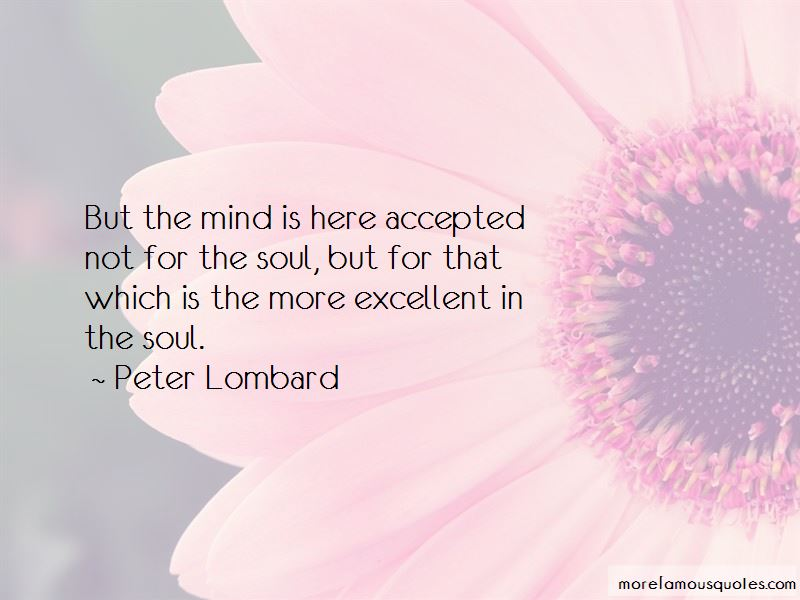 Peter Lombard Quotes Pictures 3