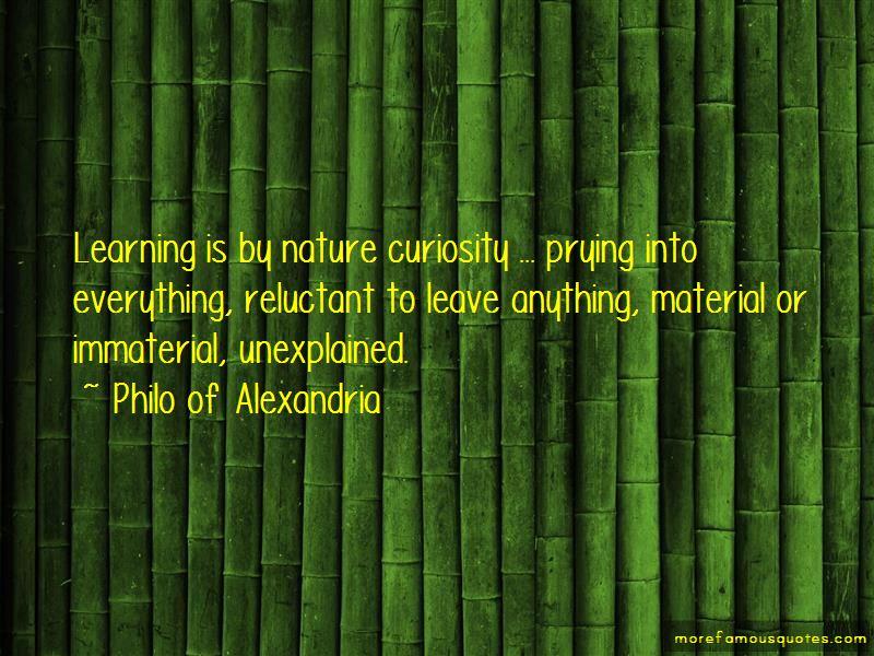 Philo Of Alexandria Quotes Pictures 2