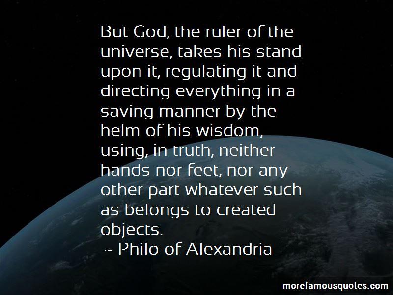 Philo Of Alexandria Quotes Pictures 3