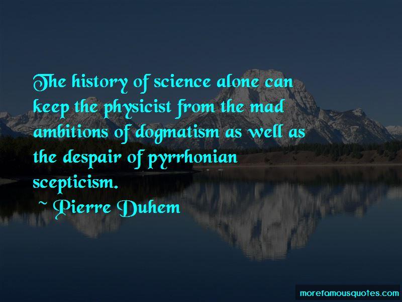 Pierre Duhem Quotes Pictures 3