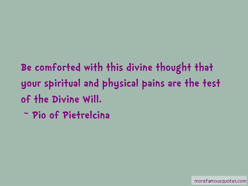 Pio Of Pietrelcina Quotes Pictures 3