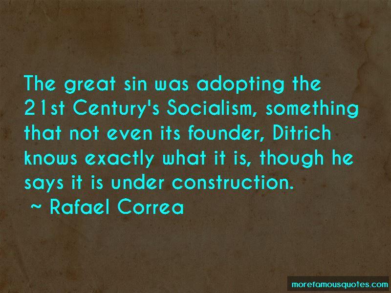 Rafael Correa Quotes Pictures 4