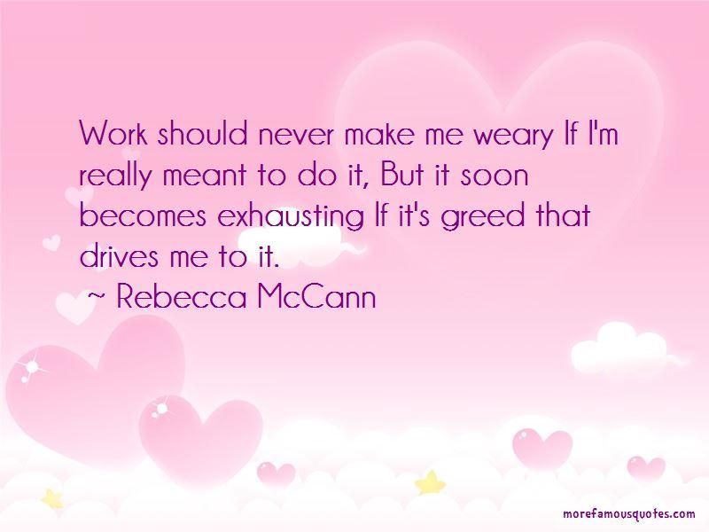 Rebecca McCann Quotes Pictures 3