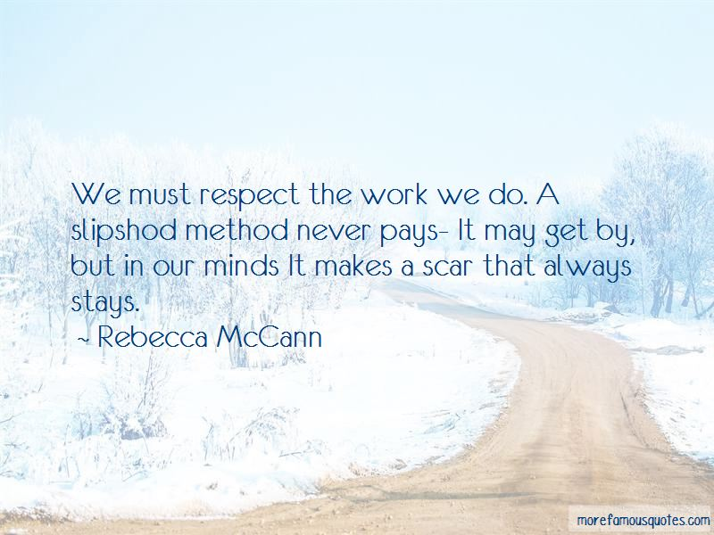 Rebecca McCann Quotes Pictures 4