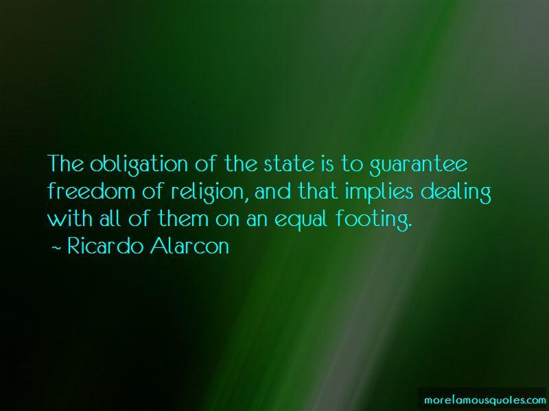 Ricardo Alarcon Quotes Pictures 2