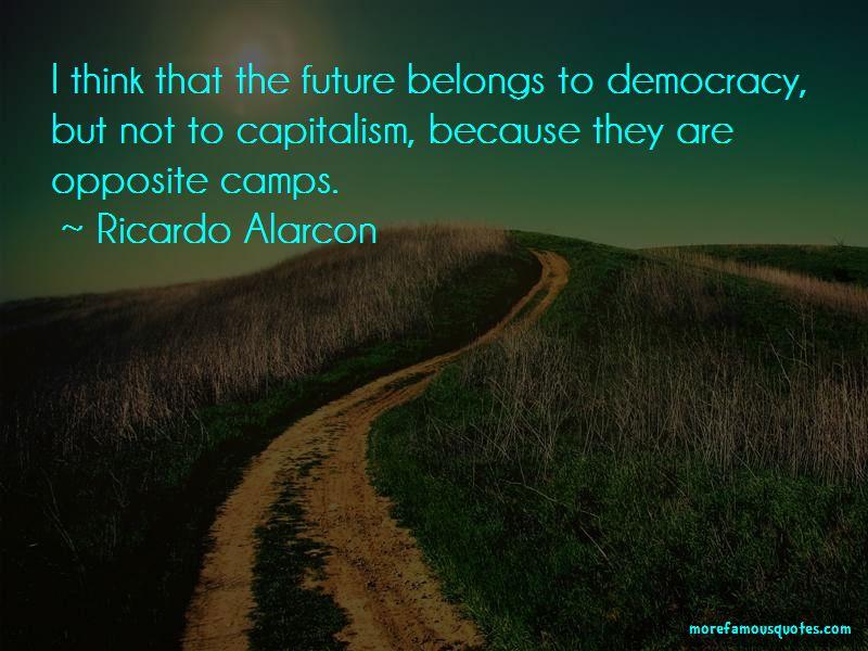 Ricardo Alarcon Quotes