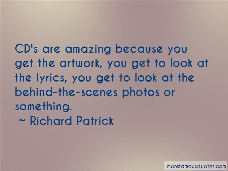 Richard Patrick Quotes Pictures 3