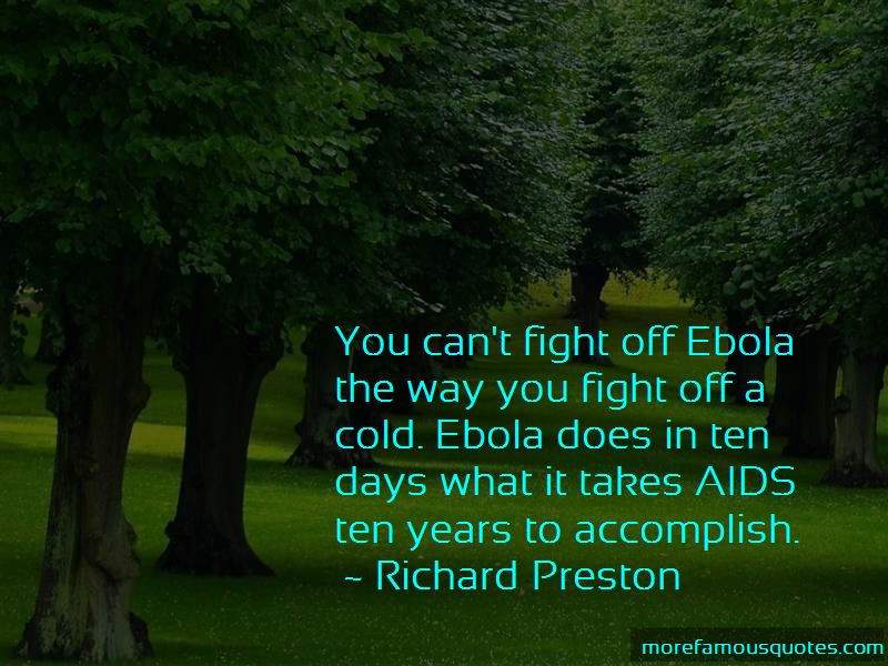Richard Preston Quotes Pictures 2