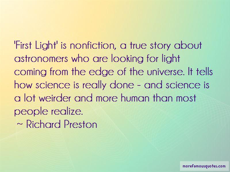 Richard Preston Quotes Pictures 4