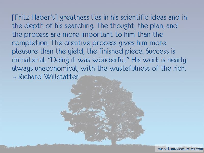 Richard Willstatter Quotes Pictures 4