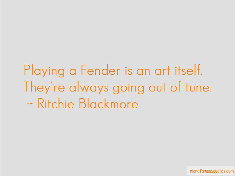 Ritchie Blackmore Quotes Pictures 2