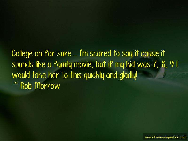 Rob Morrow Quotes Pictures 3