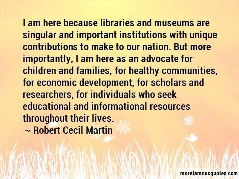 Robert Cecil Martin Quotes
