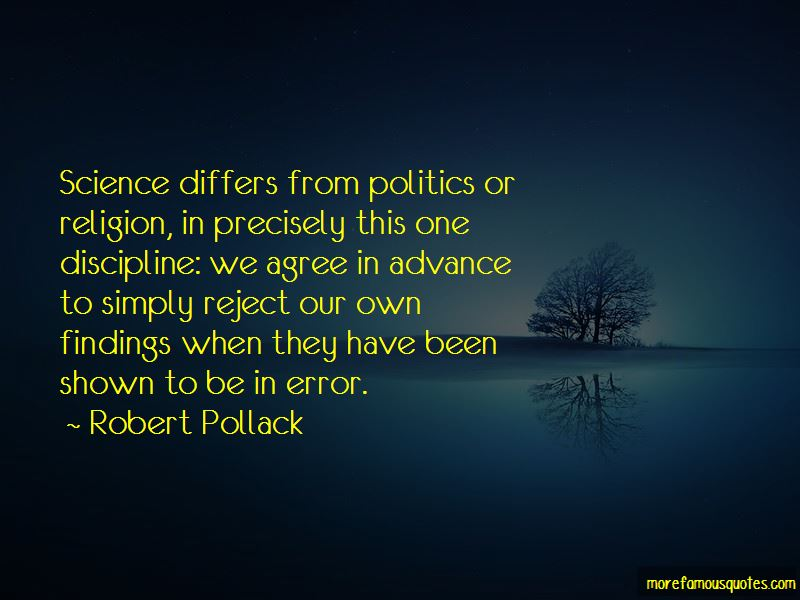 Robert Pollack Quotes Pictures 3
