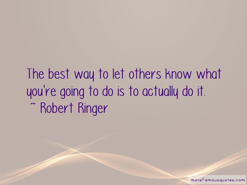 Robert Ringer Quotes Pictures 4