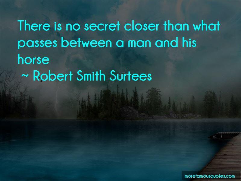 Robert Smith Surtees Quotes