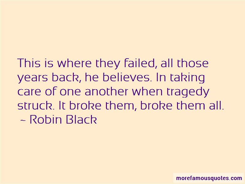 Robin Black Quotes Pictures 2