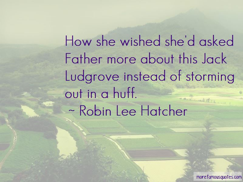 Robin Lee Hatcher Quotes Pictures 2