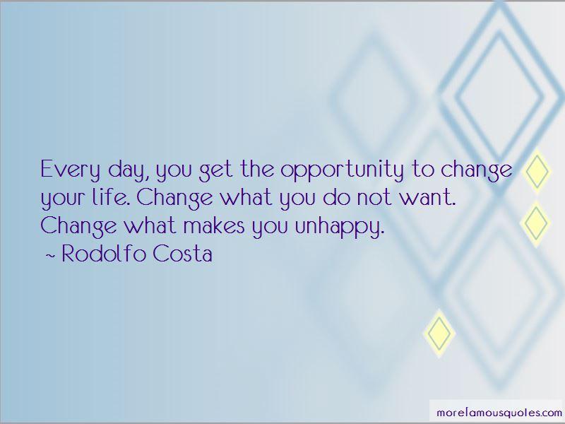 Rodolfo Costa Quotes