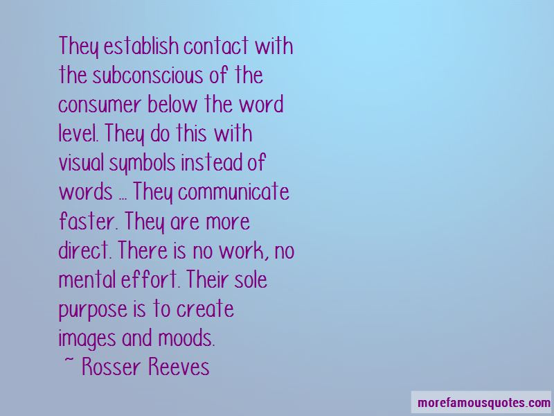 Rosser Reeves Quotes Pictures 2