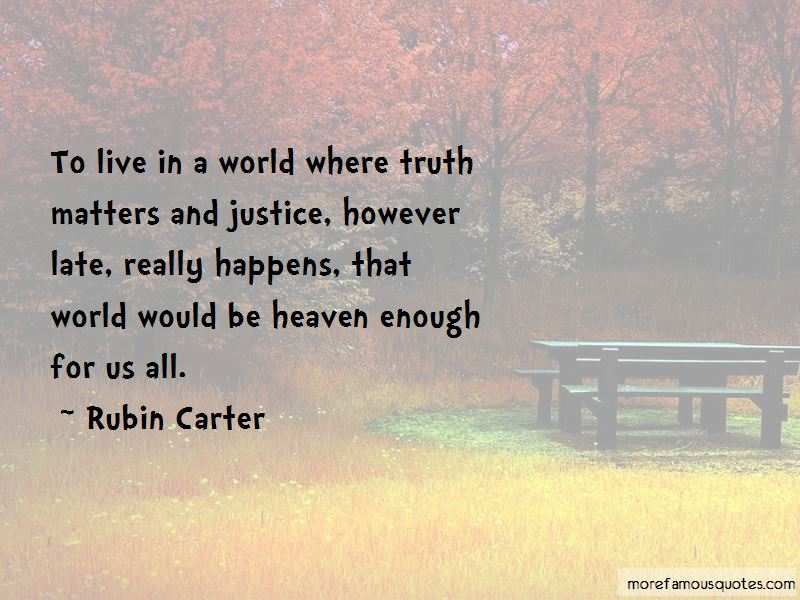 Rubin Carter Quotes Pictures 2