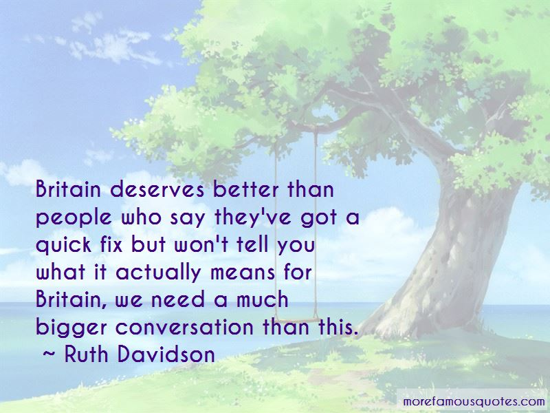 Ruth Davidson Quotes Pictures 3
