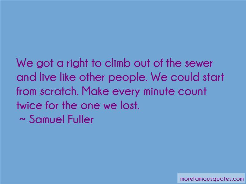 Samuel Fuller Quotes Pictures 4