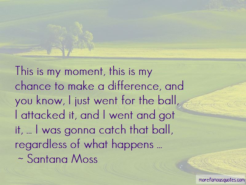 Santana Moss Quotes Pictures 2