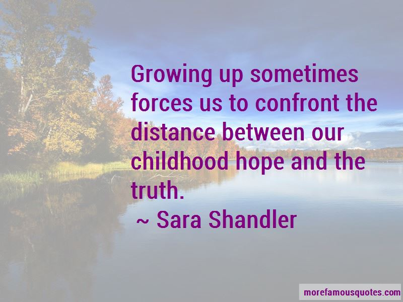 Sara Shandler Quotes Pictures 4