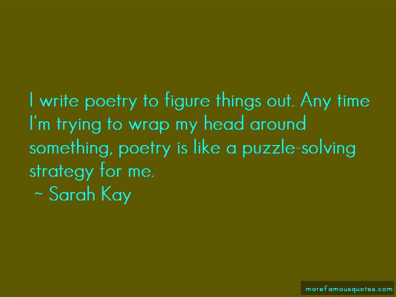 Sarah Kay Quotes Pictures 3