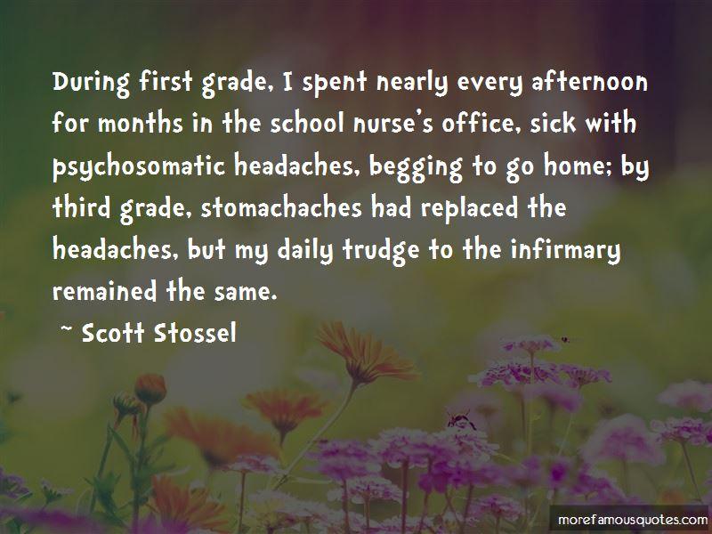 Scott Stossel Quotes Pictures 2