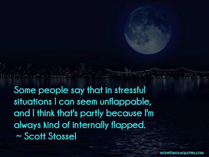 Scott Stossel Quotes