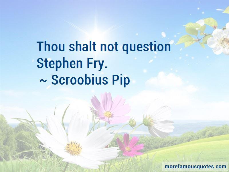 Scroobius Pip Quotes