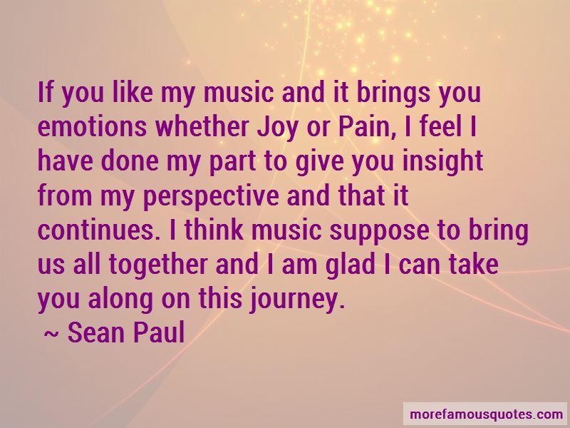 Sean Paul Quotes Pictures 4
