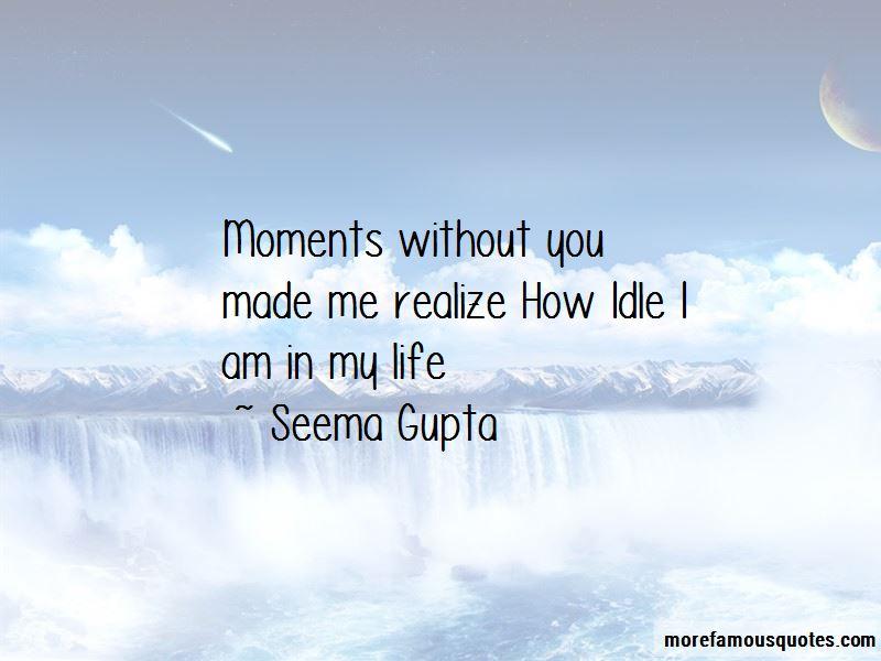 Seema Gupta Quotes