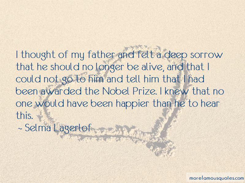 Selma Lagerlof Quotes