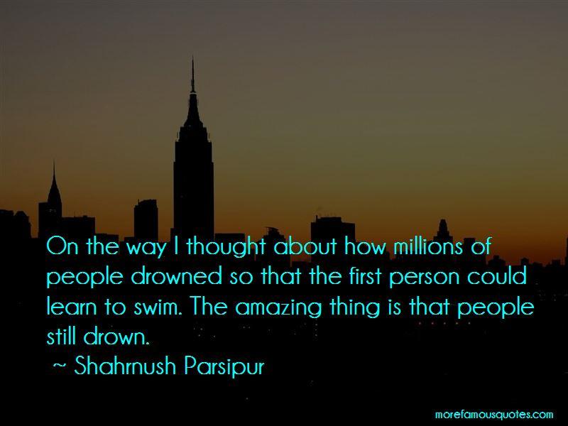 Shahrnush Parsipur Quotes
