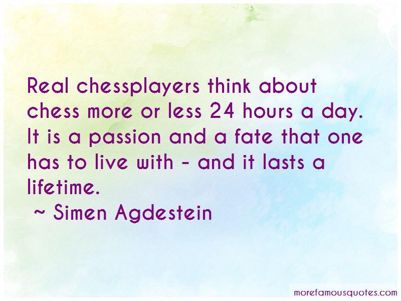 Simen Agdestein Quotes Pictures 2
