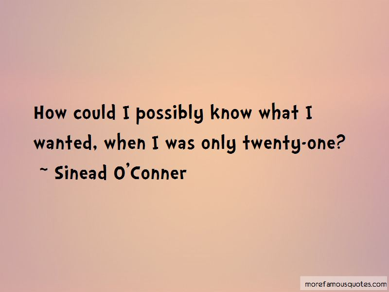 Sinead O'Conner Quotes Pictures 3